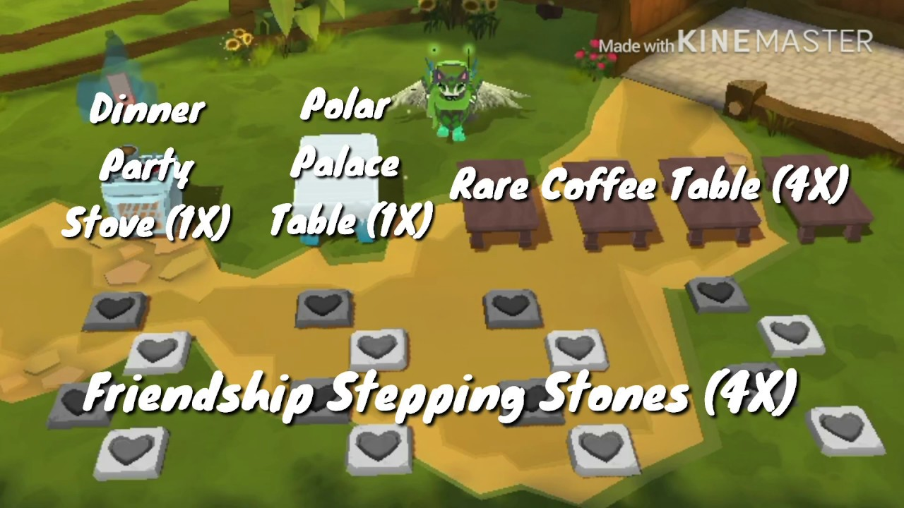 How To Make A Kitchen In Animal Jam Play Wild Youtube