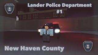 ROBLOX #1 de LPD del Condado de New Haven [SNOW UPDATE]