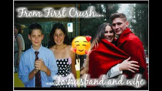 I Married My Childhood Bestfriend    Our Love Story    Military Family