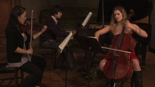 The Sykes Concert:  Piano Trio in G Minor, Op. 15