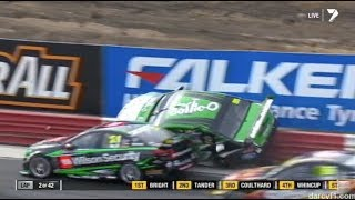 Supercars - Tickford Racing Crashes (FPR/Pepsi Max Crew)