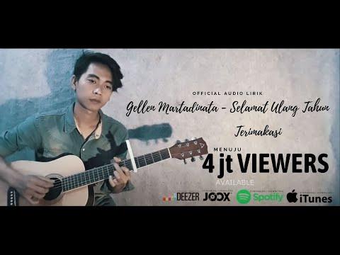 Gellen Martadinata - Selamat Ulang Tahun ( Official Audio & Lyric )
