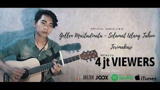 Download Gellen Martadinata - Selamat Ulang Tahun ( Official Audio & Lyric )
