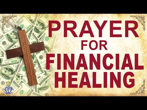 🙏 Prayer for Financial Healing - Very Powerful 🙏 - YouTube