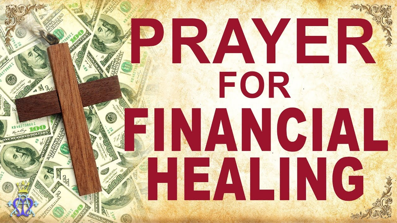 🙏 Prayer for Financial Healing - Very Powerful 🙏