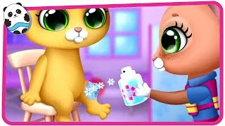Fun Pet Care Kids Games - Kitty Meow Meow City Heroes - Cats to the Rescue Game for Kids & Children