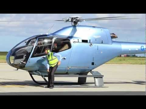 SaxonAir Helicopter Pleasure Flights.mp4