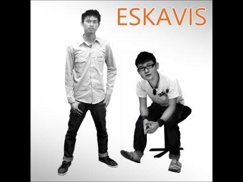 ESKAVIS - Kata Pisah (LAGU BARU 2014)