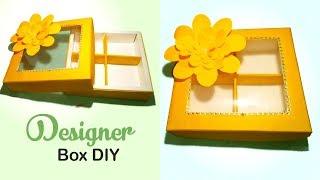Gift Box Diy | Dry Fruits and Chocolate Gift Box | Beautiful Valentines Gift Box diy | Tuber Tip