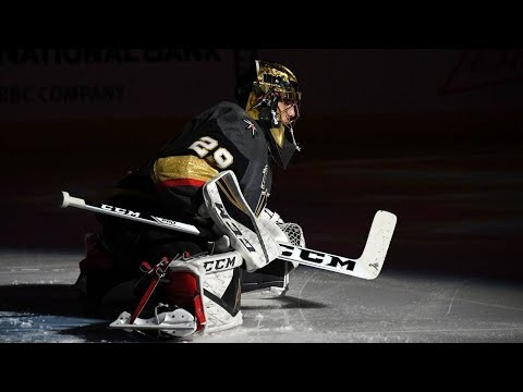 Marc-Andre Fleury #29 in Vegas Golden Knights