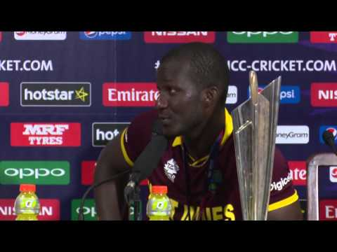 FINAL - WEST INDIES - POST MATCH PRESS CONFERENCE