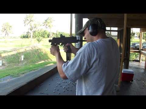 Steyr TMP/Tactical Machine Pistol- 9MM