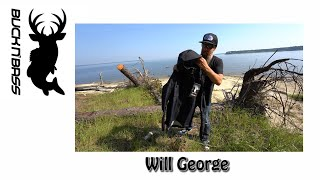 Founder of Buck N Bass Will George s overview of the Reservoir Rain Shell Jacket Bibs rainsuit