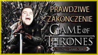 PRAWDZIWY FINAŁ GRY O TRON *Nikt się tego nie spodziewał*   Game of Thrones: A Telltale Games Series
