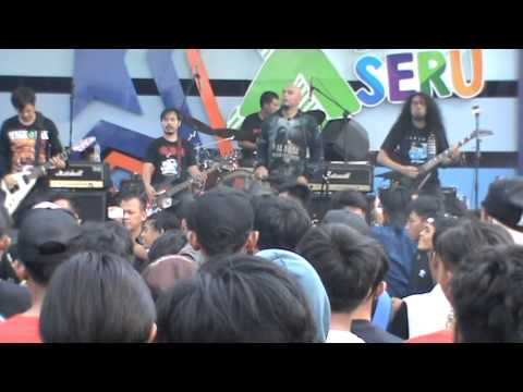 Tengkorak - Konflik LIVE JAKCLOTH