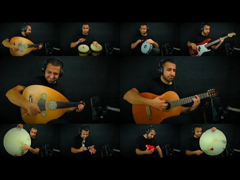 Shape of You - Ed Sheeran (Oud cover) by Ahmed Alshaiba