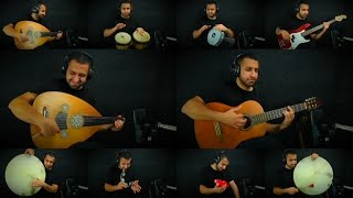 Shape of You - Ed Sheeran (Oud cover) by Ahmed Alshaiba Mp3