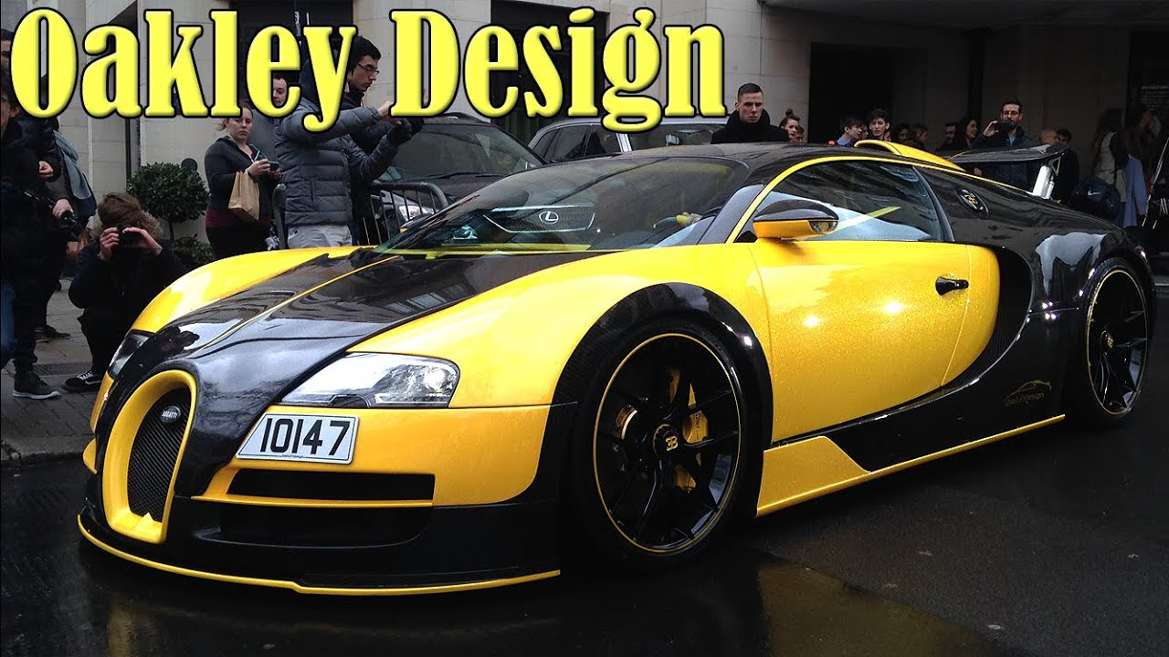 oakley design 790k  1 Of 1 Oakley Design Bugatti Veyron!