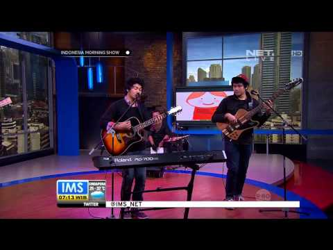 Performance The Overtunes Ku Ingin Kau Tahu - IMS