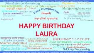 LauraEspanol    Languages Idiomas - Happy Birthday