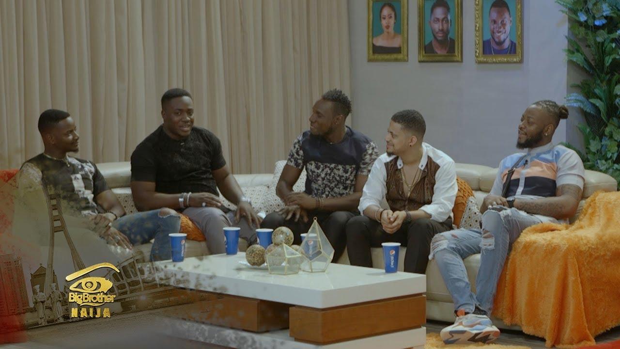 Download The Love Square: Cee-C, Tobi, Alex and Leo   Big Brother Naija Reunion   Africa Magic