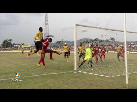 Match Week 5: Ashanti Gold 2-0 Asante Kotoko