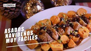 EL COMIDISTA | Tres asados navideños sin complicaciones thumbnail