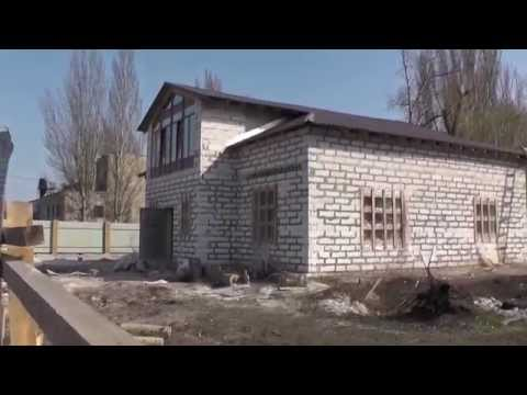 Интересный проект дом с газобетона