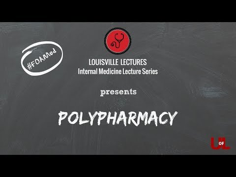 Polypharmacy: The Silent Syndrome with Dr. Demetra Antimisiaris