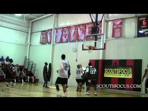 "Team5 #151 Alexander Ash, 6'4"" 190lbs, 2014 Grace Christian School NC"