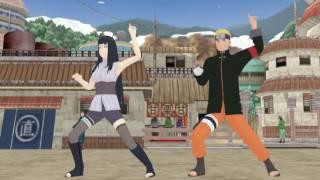 MMD Naruto Little Apple