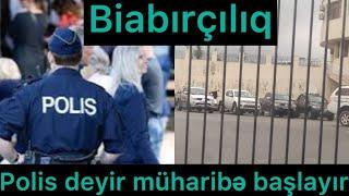 TƏCİLİ:Polis müharibəyə görə əhalidən maşınları yığır