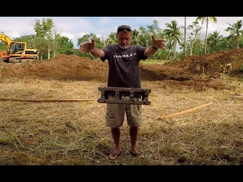 VILLA FELIZ - EPISODE 5: WHY ISN'T THE CAT MOVING? (House Building in the Philippines)