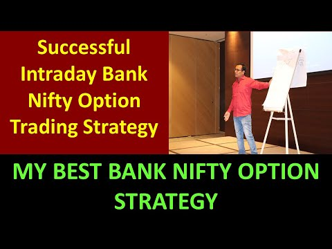 What is the best strategy for nifty option trading