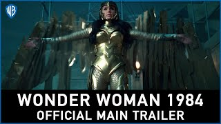 Wonder Woman 1984 - Official Main Trailer (Subtitled)