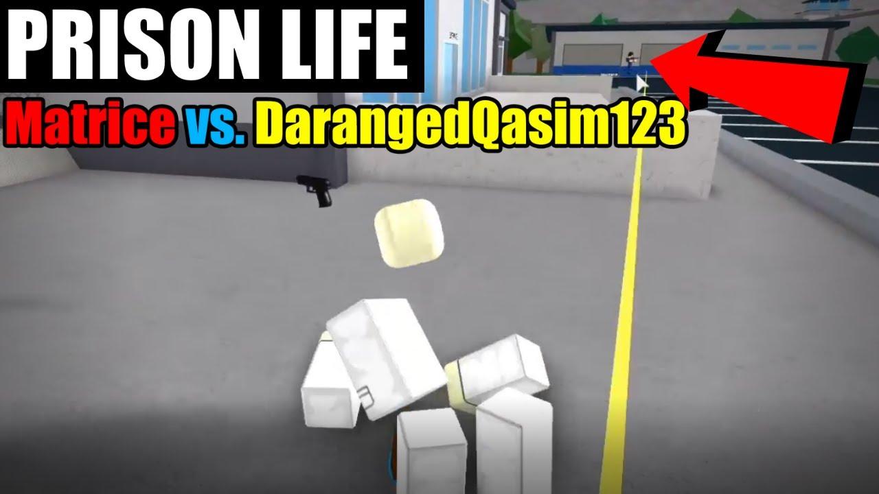 Prison Life Matrice 1v1 DarangedQasim123