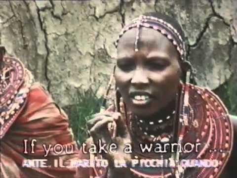 Le Donne Masai.