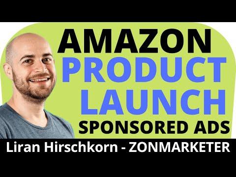 amazon-product-launch-strategy-with-sponsored-ads---liran-hirschkorn