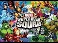 Marvel Super Hero Squad - Part 1 (Walkthrough - PSP)