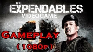 The Expendables 2 Videogame PC Gameplay ( 1080p )
