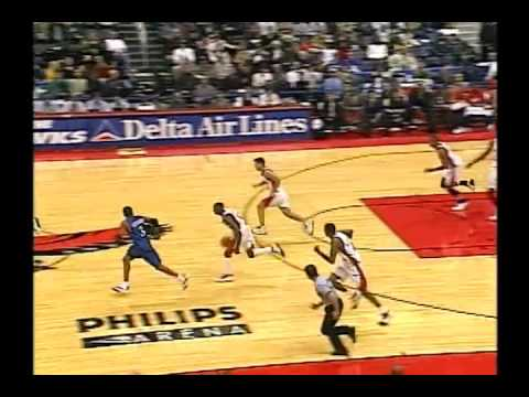 Top 10 Dunks from the 2000-01 NBA Season