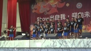 104年新生國中九年級英文歌唱比賽-第一名9年20班