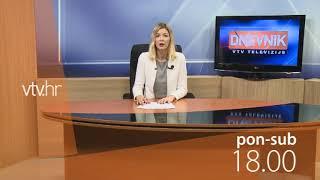 VTV Dnevnik najava 19. srpnja 2019.