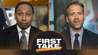 Max Kellerman reveals Raptors' biggest problem in NBA playoffs | First Take | ESPN