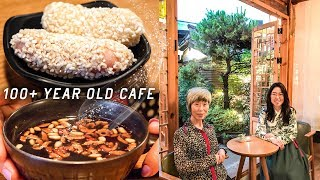This Hidden Korean Teahouse is OVER 100 YEARS OLD!