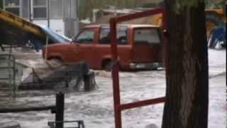 Colorado flooding causes widespread damage   video   World news   theguardian com