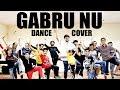 DILJIT DOSANJH GABRU NU DANCE COVER EASY DANCE IKKA RISHI RICH
