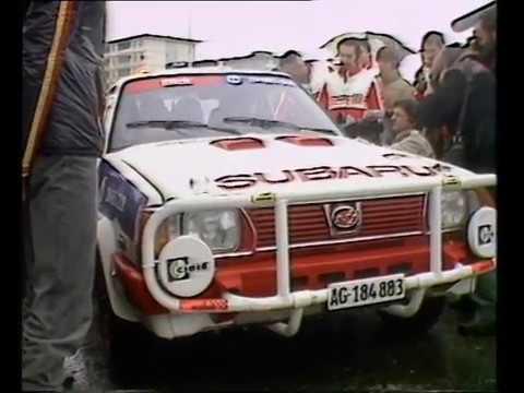 Paris Dakar 1981 -  J.-J. Thuner
