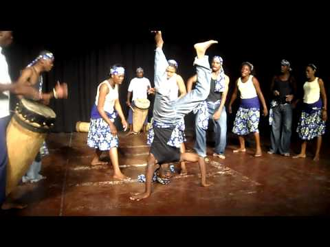 South Africa- Dancing
