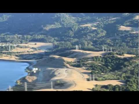 Ariel Footage of Contra Costa County, CA on a 7D Canon